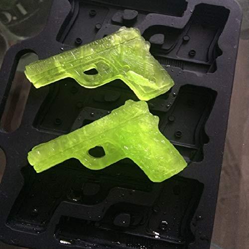 Amazon.com: Fiesta Ice cube maker silicone ice cube tray cream mold silicone ice pop mold cubitera hielo silicona helados gelo silicone silicon: Bullet, ...