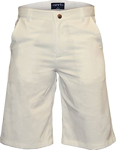 Garb Boys Zach Shorts Stone Large (9-10)