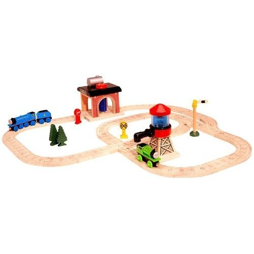 (Thomas & Friends Sodor Engine Wash Set)
