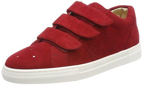 Hassia Maranello, Weite G, Sneaker Donna Rosso (Rosso)