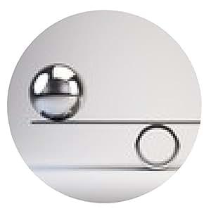 alfombrilla de ratón Equilibrar - ronda - 20cm