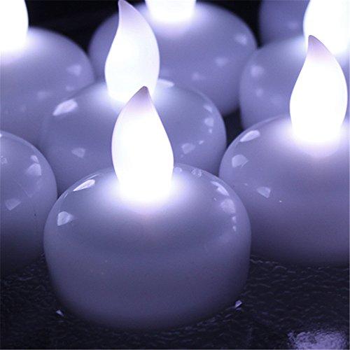 Floating Led Candle Lights - 7