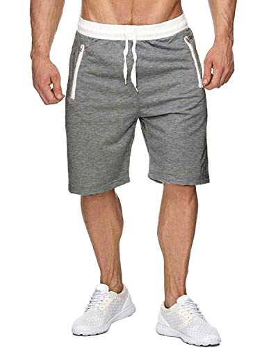 Casual Shorts Independent Mens Shorts Length Gyms Fitness Casual Bodybuilding Joggers Workout Brand Sports Short Pants Sweatpants Sportswear Lovely Luster