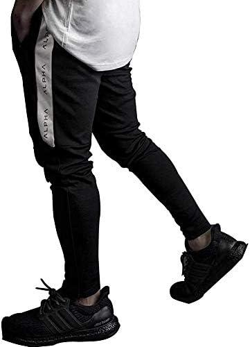 ジョガーパンツ メンズ スキニー ロングパンツ トレーニングパンツ ジム スポーツ フィットネス ランニング スウェットパンツ