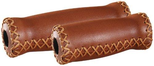 RavX EZ Hide Twist Single Handle Bar Grip (Brown)
