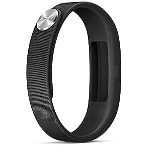 Sony SmartBand SWR10 - Pulsera inteligente (WiFi), negro