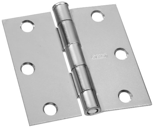 Stanley Hardware S819-049 804 Loose Pin Utility Hinge in Zinc, 3