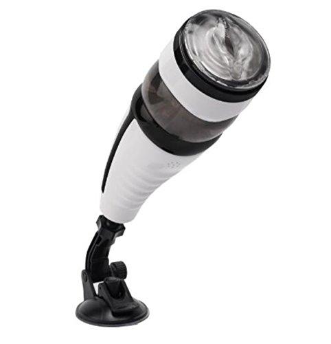 Piston Telescopic Rotation Automatic Male handsfree Sucker,Voice Interactive Relaxation Device for Men