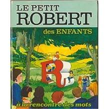 Petit Robert des Enfants