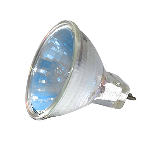 Sunlite 66130-SU 20MR11/SP/12V/B 20-watt Halogen MR11 GU4 Based Mini Reflector Bulb, Blue ()