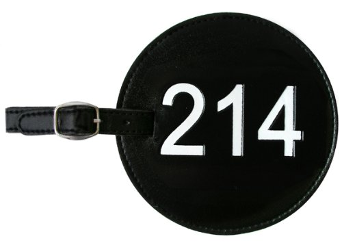 214-area-code-luggage-tag
