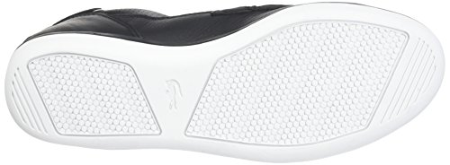 Lacoste Men Deck-minimal 317 1 Trainer Low Black (blk)