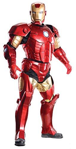 Rubie's Marvel Men's Universe Supreme Edition Iron Man Costume, Multi, Standard ()