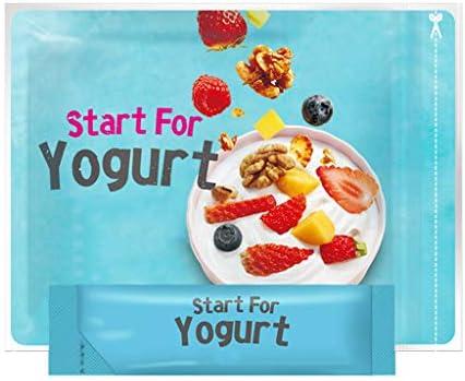 KINTRADE 10g Joghurt Backpulver Starter Natural 10 Arten von Probiotika hausgemachte Lactobacillus