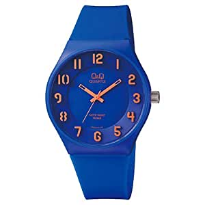 Q&Q Casual Watch For Women Analog Silicone - VR36-012