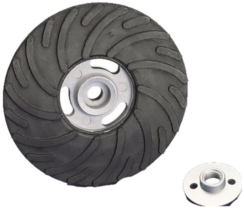 United Abrasives-SAIT 95019 7-Inch Firm 5//8-11 THR Backing Pad 1-Pack