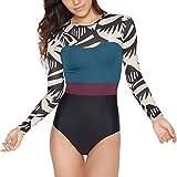 Seea Swimwear Hermosa Long-Sleeve Surf Suit - Women's Buzios, XS