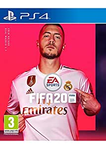 FIFA 20 By EA Games - International Version - PlayStation 4 (PS4)