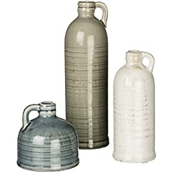 Decorative Jugs Set of 3