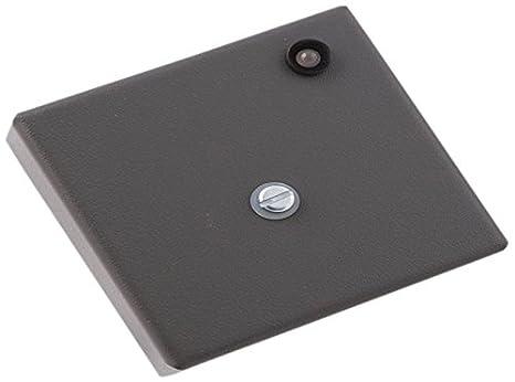 Capella JS195 Slim Line Remoto Cabeza Add On Sensor electrónico para detectores de vibración, Color Gris: Amazon.es: Bricolaje y herramientas