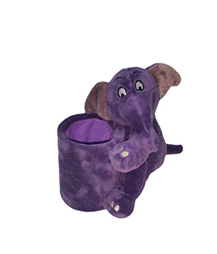Soft Buddies Jungle Book Series Pen Stand – Hathi, Purple