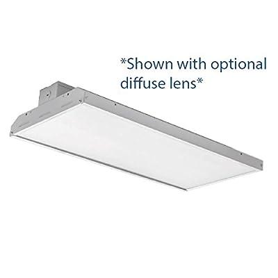 95 Watt LED Full-Body High Bay Warehouse Commercial Shop Light Fixture ETL Listed - 5 Year Warranty