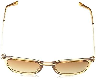 Calvin Klein Unisex-Adult R367s R367S-001 Square Sunglasses