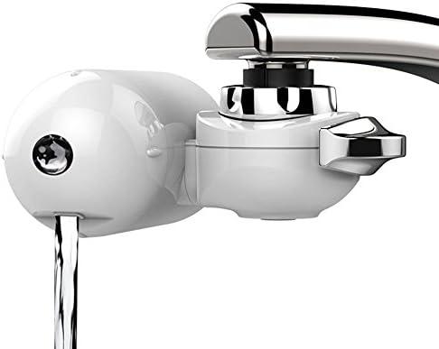 JTD - Filtro purificador de agua para grifo, 8 niveles, agua sin cloro, flúor, bacterias, virus, productos químicos, plaguicidas, cal, fácil de instalar: Amazon.es: Hogar