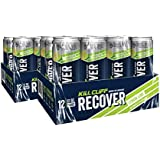 Kill Cliff Recovery Drink, Lemon Lime, 12 Oz Cans, 24 Count