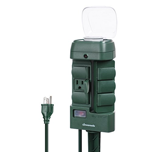 Outdoor Plug Socket For Christmas Lights in US - 9