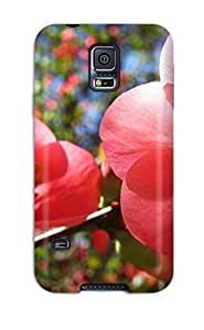 For Galaxy Case, High Quality Cherry Flowers For Galaxy S5 Cover Cases by icecream design