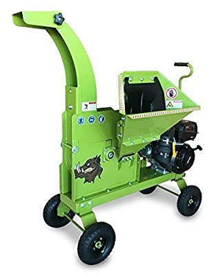 YARDBEAST 3514 Wood Chipper & Shredder