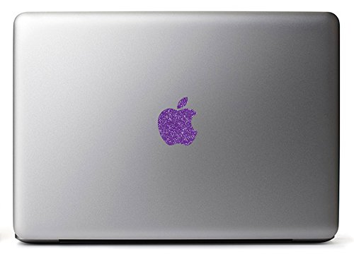 Sparkling Turquoise Apple MacBook Decal Sticker for the MacBook Pro 2011-2014, MacBook Air