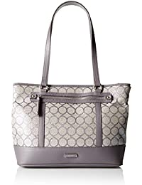 Nine West 9 Jacquard Tote Bag with Wristlet