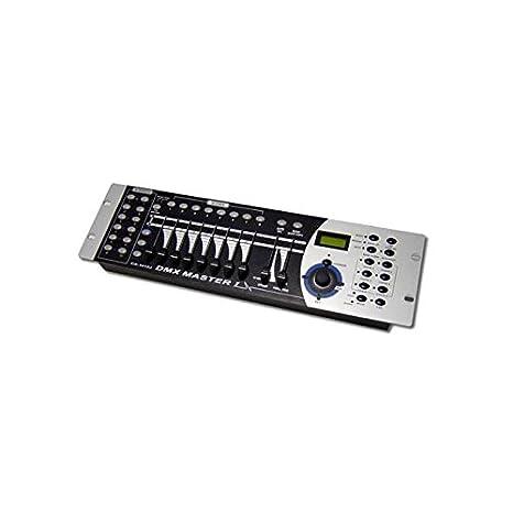 Optima iluminación DMX Master I controlador: Amazon.es: Bricolaje ...