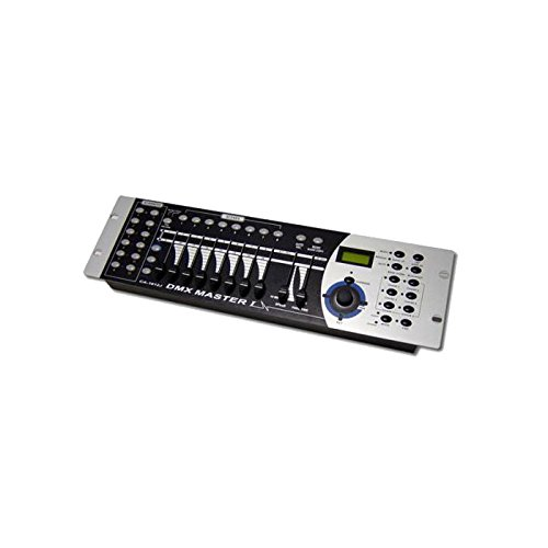 Optima Lighting Dmx Master I controller (Light Master Lighting Controller)