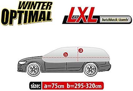 Kegel Blazusiak Halbgarage Winter Lxl Abdeckung Abdeckplane Frost Schütz Tx Winter Lxlx210 Auto