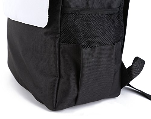 Men Outdoors Camping Personalized for Dayback Adjustable Storage and Strap Flamingos Shoulder Backpack Collect Women HSVCUY Travel School aqUwq1