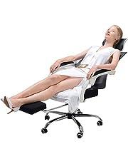 Hbada Ergonomic Office Chair - Modern High-Back Desk Chair - Reclining Computer Chair with Lumbar Support - Adjustable Seat Cushion & Headrest- Breathable Mesh Back