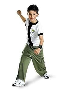 Turner Entertainement - Disfraz de Ben 10 para niño (de 8/10 años)