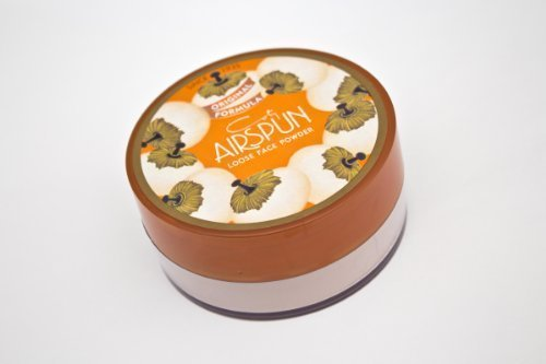 "Coty Airspun Loose Face Powder ""Translucent"" Pack of 3"
