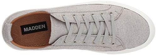 Madden Mens M-ingle Sneaker Canvas Grigio