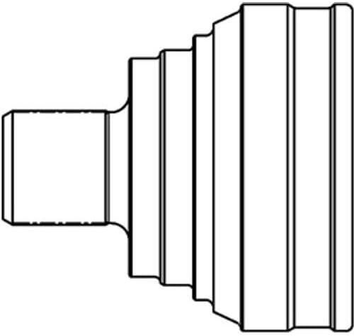GSP 9330025K Radlagersatz