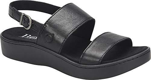 Born - Womens - Oconee Black (Born Womens Sandals)