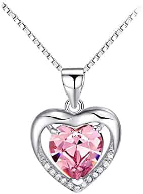 e98712bd48862 Shopping Everrich - Crystal - Hearts - Jewelry - Girls - Clothing ...