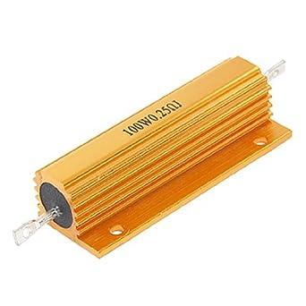 Dorado eDealMax a11060300ux0144 aluminio Shell Montada ...