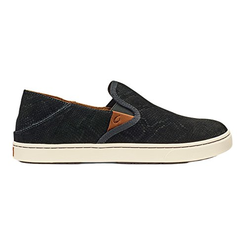 OluKai Womens Pehuea Slip on Black Honu/Black outlet with paypal order online clearance fast delivery order cheap online collections cheap online tumblr online eVtLX3k5