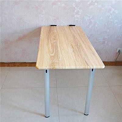 MOM Mesa pequeña - Mesa plegable plegable con patas, Mesa de ...