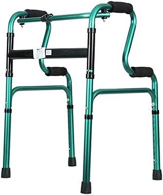 MMWYC Silla de caña Andador Caminador Auxiliar Viejo Hombre ...
