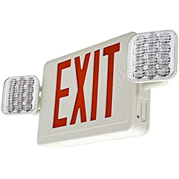 Lithonia Lighting Lhqm Led R Ho M6 Led Exit And Emergency